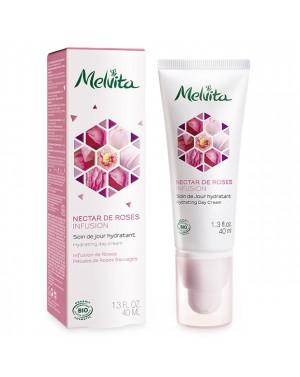 Soin jour Nectar de roses hydratant - Melvita