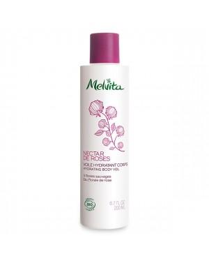 Voile hydratant corps Nectar de Roses bio - Melvita