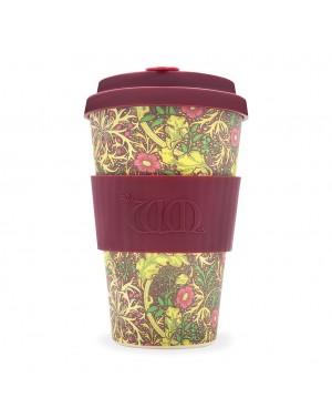 Mug en fibre de bambou Seaweed 400ml - William Morris Designs