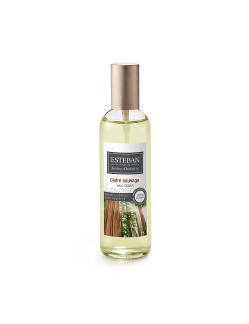 Vaporisateur de parfum Cèdre sauvage - Esteban