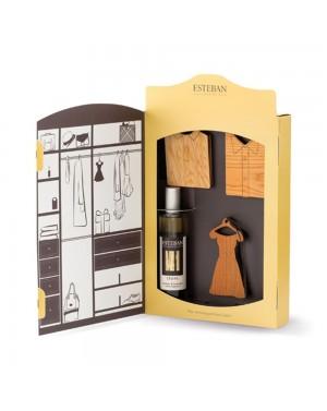 Mon dressing parfumé Cèdre - Esteban