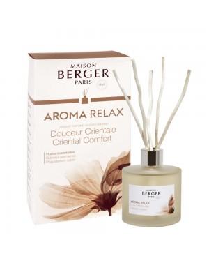 Bouquet parfumé Aroma relax Douceur Orientale - Maison Berger