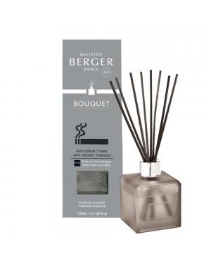 Bouquet parfumé cube Odeurs de tabac givré - Maison Berger