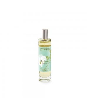 Vaporisateur de parfum Orchidée blanche 50ml - Esteban