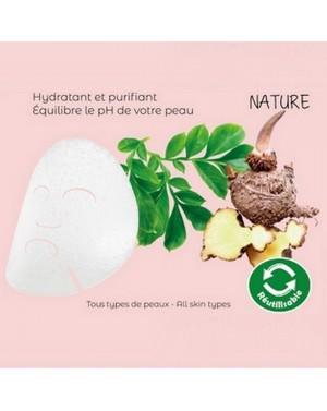 Masque konjac nature