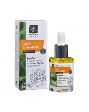 Huile végétale dynamisée Jojoba bio - Provence Santé