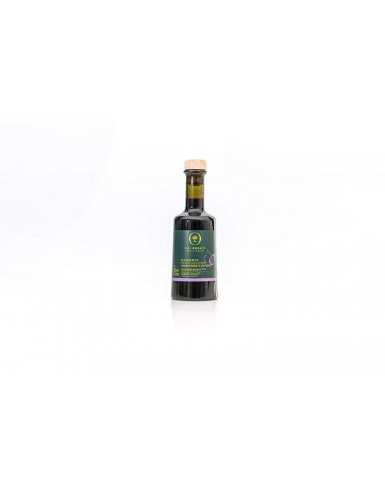 Douceur de Vinaigre à la Figue 250 ml - Oliviers  et  co