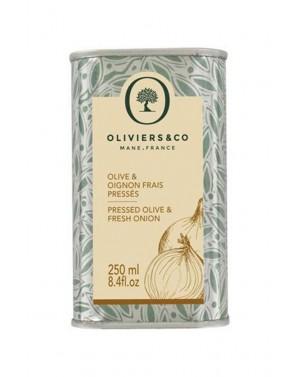 Huile d'olive Oignons frais pressés 250ml - Oliviers  et  co