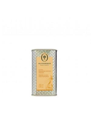 Huile d'olive Mandarines fraiches pressées 250ml - Oliviers  et  co