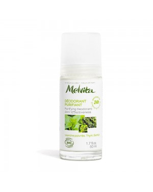 Déodorant efficacité 24h bio - Melvita