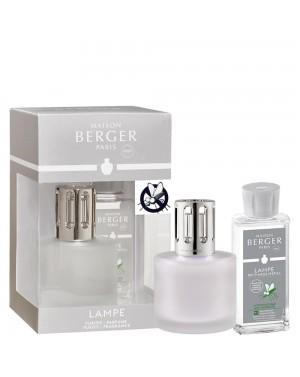 Coffret Lampe Berger pure givrée + Anti moustique - Maison Berger