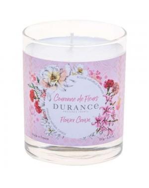 Bougie parfumée Couronne de fleurs - Durance