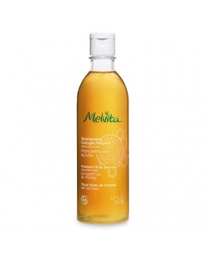 Shampooing lavages fréquents bio - Melvita