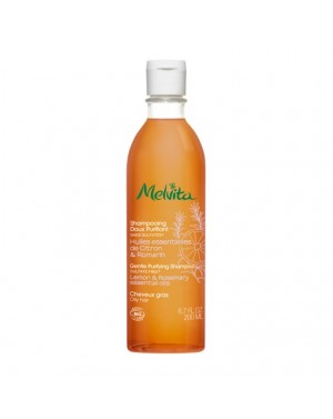 Shampooing doux purifiant bio - Melvita