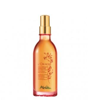 L'Or rose huile fermeté suractivée bio 100ml - Melvita