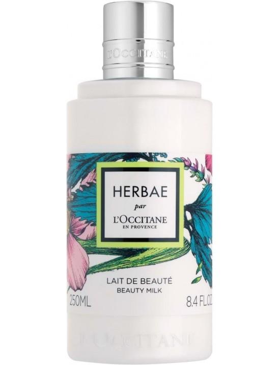 Lait de beauté Herbaé - L'Occitane