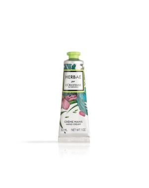 Crème mains Herbaé 30ml - L'Occitane