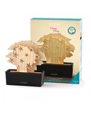 Mon arbre à parfum et s arecharge 150ml Ylang-Ylang - Esteban