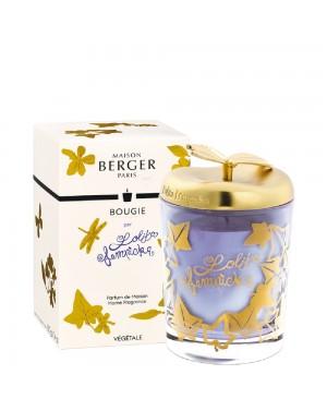Bougie parfumée parme Lolita Lempicka - Maison Berger