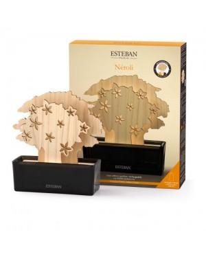 Mon arbre à parfum Néroli et sa recharge 150ml - Esteban