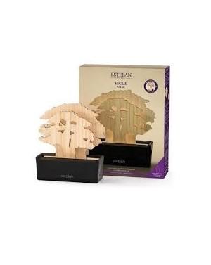Mon arbre à parfum Figue noire et sa recharge 150ml - Esteban