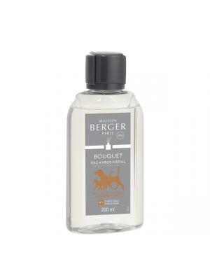 Recharge pour bouquet parfumé anti-odeurs d'animaux n°1 - Maison Berger