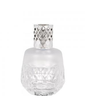 Lampe Berger Clarity givrée - Maison Berger