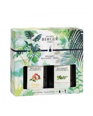 Duo pack pour bouquet parfumé collection Immersion - Maison Berger