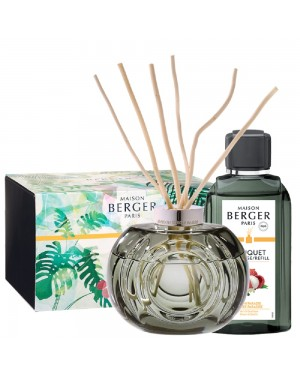 Bouquet parfum Lichi du paradis collection Immersion - Maison Berger