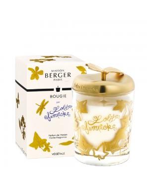 Bougie parfumée Lolita Lempicka transparente - Maison Berger