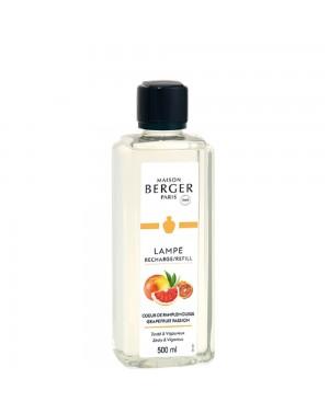 Parfum de maison Coeur de pamplemousse - Lampe Berger