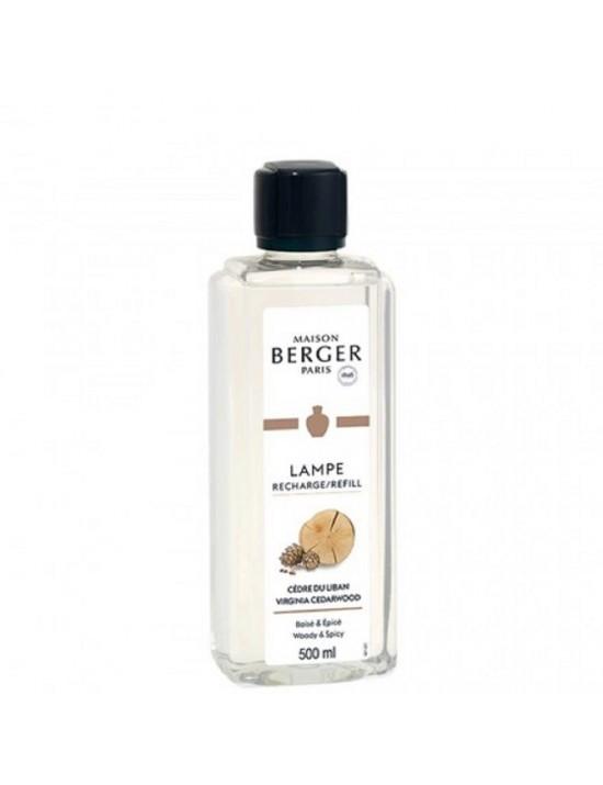 Parfum de maison Cèdre du Liban - Lampe Berger