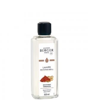 Parfum de maison Bois d'orient - Lampe Berger