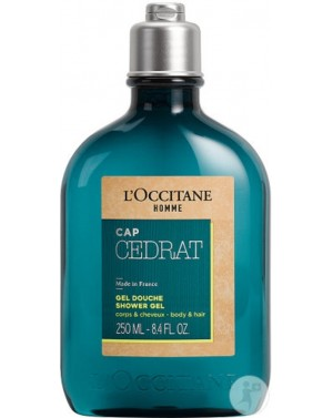 Gel douche Cap Cédrat 250ml - L'Occitane
