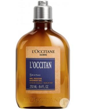 Gel douche L'Occitan 250ml - L'Occitane