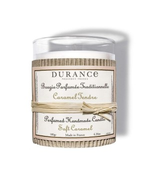 Bougie parfumée Caramel tendre - Durance