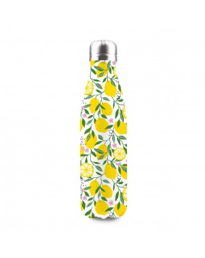 Bouteille isotherme Lemons 500ml - Easy Life