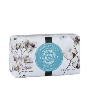 Savon parfum Coton musc 125g - Durance
