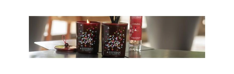 Nouveau parfum esteban bois copaiba